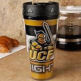 WinCraft NCAA University of Central Florida 36774013 Travel Mug Contour, 16 oz