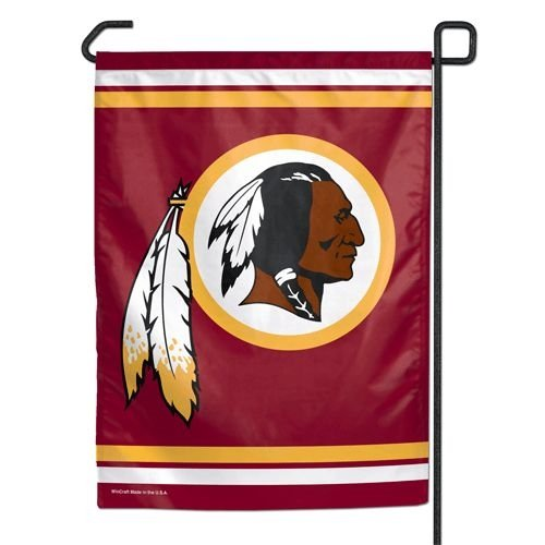 (WinCraft NFL Washington Redskins WCR08403013 Garden Flag, 11