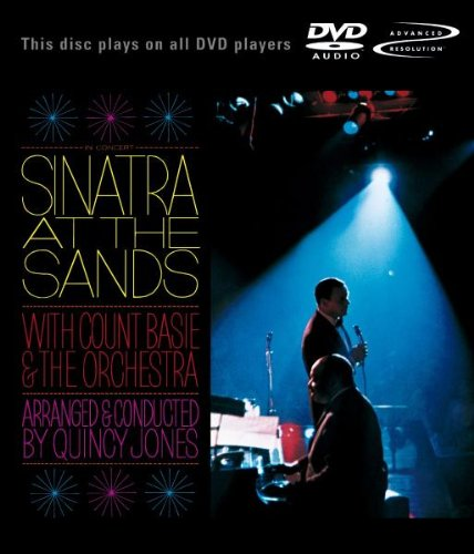 Sinatra at the Sands With Count Basie & Orchestra by Rhino/Warner Bros.