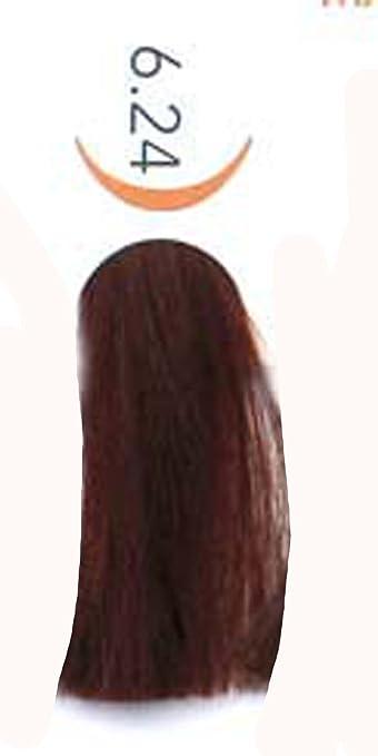 Italian Chromatique Hair Colors (6.24 LONTRA COPPER BROWN)