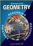 Geometry, Grades 9-12: Mcdougal Littell High School Math (McDougal Littell High Geometry)