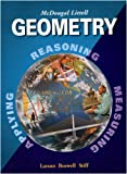 : Geometry, Grades 9-12: Mcdougal Littell High School Math (McDougal Littell High Geometry)