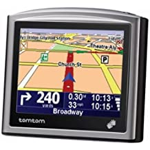 TomTom ONE Portable GPS Vehicle Navigator (Discontinued by Manufacturer)