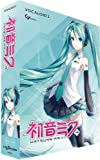 Crypton Future Media MIKUV3