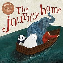 The Journey Home by [Preston-Gannon, Frann]