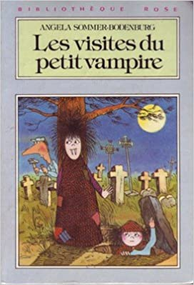 Les Visites Du Petit Vampire Collection Bibliotheque