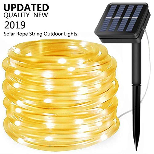 100 Led Solar Rope Lights in US - 4