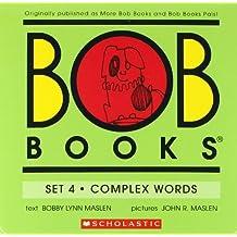 Bob Books Set 4- Complex Words: Box Set