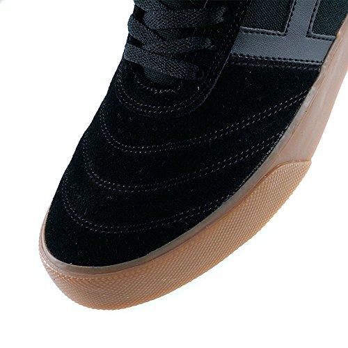 Huf Footwear , Chaussures de skateboard pour homme noir noir