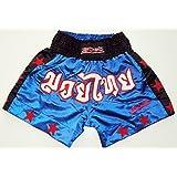 Muay Thai Shorts - Blue