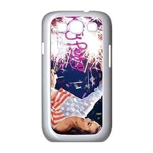 Katy Perry K9U99W1CX funda Samsung Galaxy S3 9300 funda caso M8Q5FP blanco