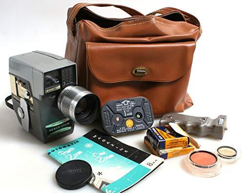 Vintage 8mm Movie Camera//Wollensak//Film Camera//Art Deco from 8mm Movie Camera