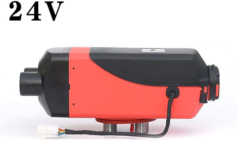 Destinely 12V//24V 2000W double hole car heater diesel engine parking heater intelligent car parking fuel air heater