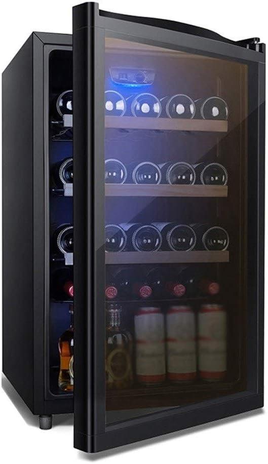 ZSEFV Compressor Beverage Refrigerator, Commercial Refrigerator, Drinks Cooler Perfect for Your RV, Playroom