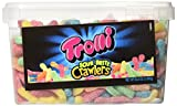 Trolli Sour Brite Crawlers Gummy Worms, 3.96