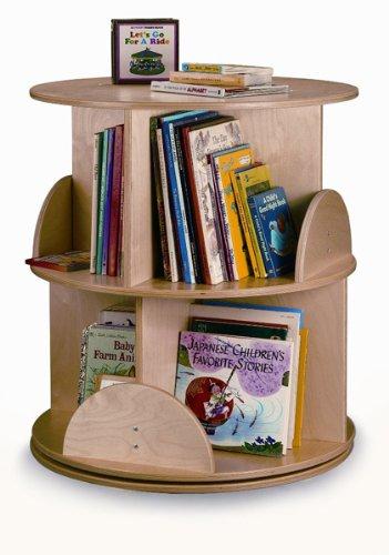 2 Shelf Book Carousel ()