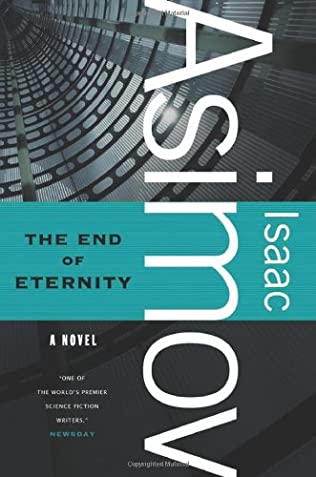 book cover of The End of Eternity