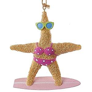 51t7zhxRAhL._SS300_ 50+ Starfish Christmas Ornaments