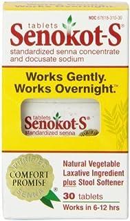 Senokot-S Natural Vegetable Laxative Ingredient Plus Stool Softener 120 Count  sc 1 st  Amazon.com & Amazon.com: Senokot-S Natural Vegetable Laxative Ingredient Plus ... islam-shia.org