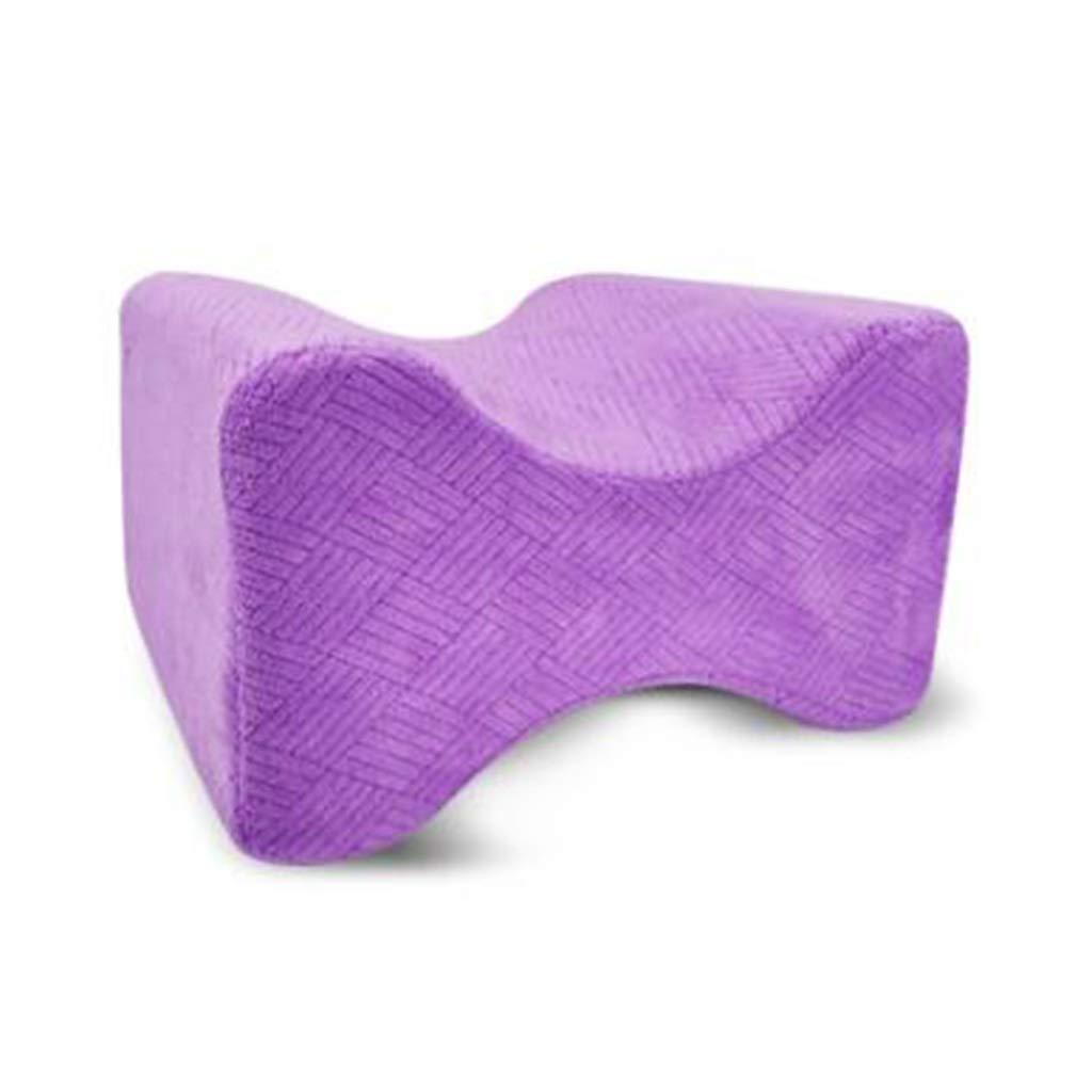TD Knee Pillow T3610 Memory Foam Personality Clip Leg Leggings Mat Padded Leg (Color : B)