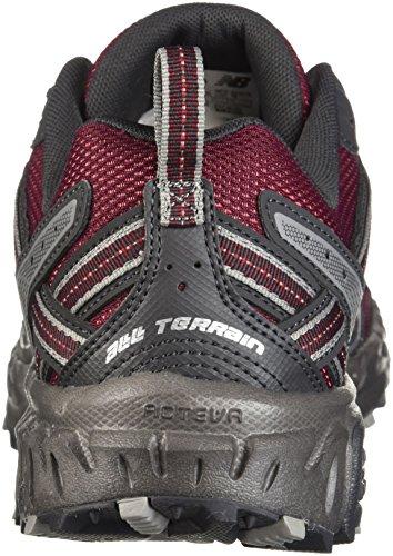 New Balance Men's MT410v5 Cushioning Trail Running Shoe, Oxblood, 7.5 D US by New Balance (Image #2)
