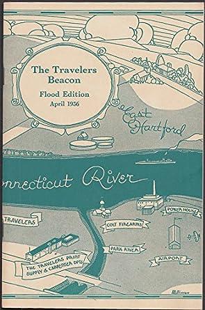 Hartford Flood Insurance >> Travelers Beacon Flood Edition 4 1936 Hartford Insurance At