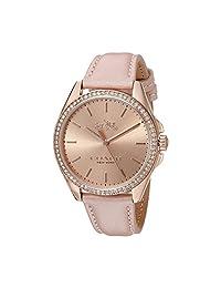 Coach Ladies Tristen Analog Dress Quartz Watch (Imported) 14502476