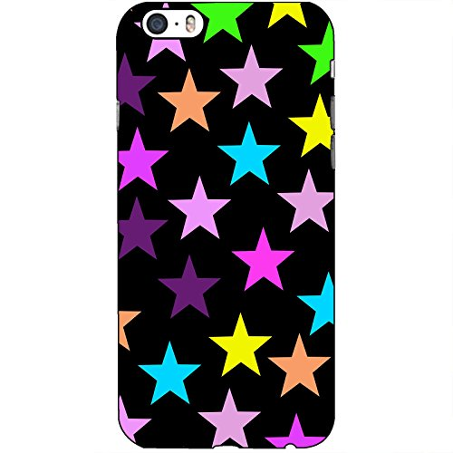 Coque Apple Iphone 6-6s - Stars colors