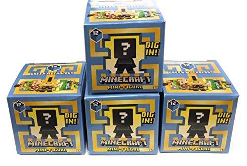 Minecraft Greek Mythology Series 12 Mini-Figure Blind Box (Pack of - Mini Figure Series