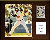 MLB Los Angeles Dodgers Yasiel Puig Player Plaque, 12 x 15-Inch
