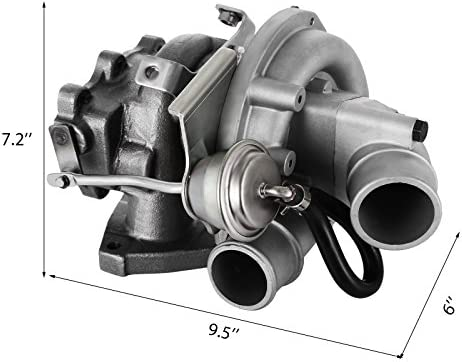 VEVOR Turbocharger Fit For NISSAN D22 Navara ZD30 Turbo 3 0L