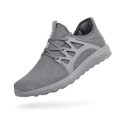 2bba29b3c01 Troadlop Womens Fashion Sneakers Ultra Lightweight Knitted Running Shoes  Athletic Casual Walking