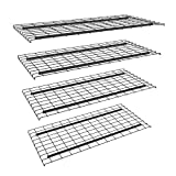 FLEXIMOUNTS Add-On Storage Wire Deck, Accessory for
