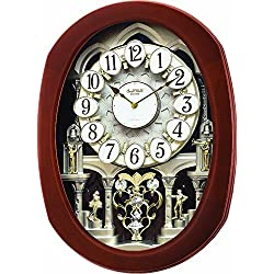 Rhythm Clocks Grand Encore II Magic Motion Clock