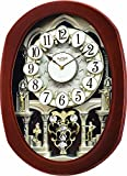 Rhythm Clocks ''Grand Encore II'' Magic Motion Clock