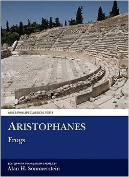Aristophanes: Frogs por Alan H. Sommerstein epub