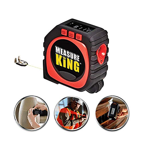 (CXDM 3-in-1 Digital Tape Measure String Mode Precise Roller Mode Universal Measuring Tool)