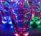 LiteCubes Light Up Multicolor LED Shot Glass