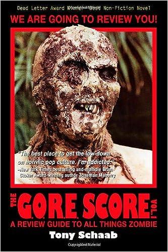 Descargar Libros De (text)o The G.o.r.e. Score: A Review Guide To All Things Zombie: 1 Epub O Mobi
