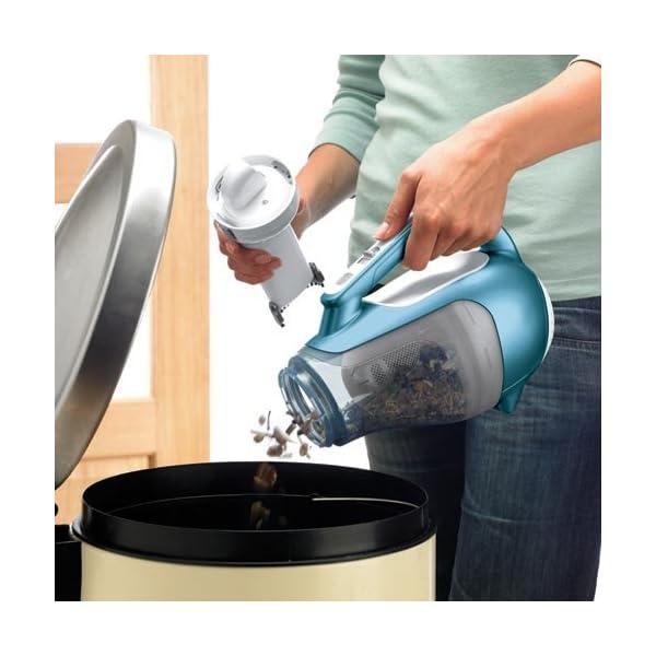 BLACKDECKER CHV1410L 16V Cordless Lithium Hand Vacuum