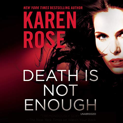 Death Is Not Enough: The Baltimore Series, Book 6