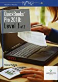 Quickbooks Pro 2010: Levels 1 of 2 (Mastery Series, 1 of 2) by Trisha Hakola (2010) Spiral-bound