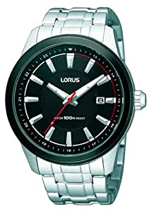 Reloj Lorus Sport Rxh95jx9 Hombre Negro