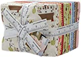 Bunny Hill Designs Cottontail Cottage 30 Fat Quarters Moda Fabrics 2920AB