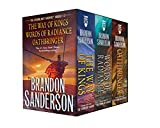 Stormlight Archive MM Boxed Set I, Books 1-3: The