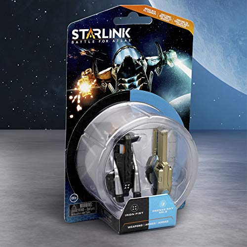 Price comparison product image Starlink: Battle for Atlas - Iron Fist Weapon Pack - Not Machine Specific