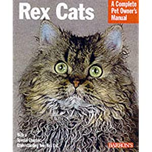 Rex Cats (Complete Pet Owner's Manuals) 4