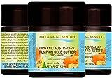 ORGANIC PUMPKIN SEED OIL BUTTER Australian. 100% Natural / VIRGIN / UNREFINED / RAW / 100% PURE BOTANICAL For Skin, Hair, Lip and Nail Care. 4 Fl.oz.- 120 ml offers