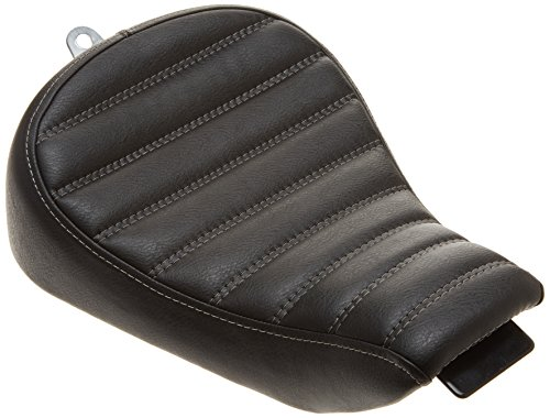 Seat Pan Rear - Biltwell S8-VIN-04-BH Sporty-8 Seat (With Hand-Stitched Horizontal Design)