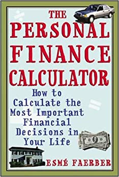 personal finance calculations
